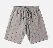 KITH X COCA-COLA CHERRIES BLEECKER SHORT HEATHER GREYサイズM