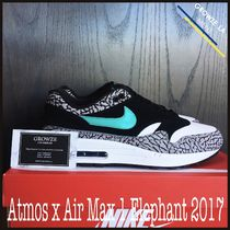 ★【NIKE】US8 26cm Air Max 1 x Atmos Elephant 2017