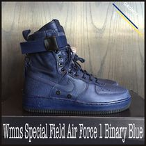 ★【NIKE】WUS7.5 24.5 Special Field Air Force 1 Binary Blue