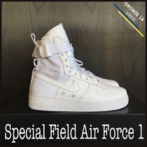 ★【NIKE】US9.5 27.5cm Special Field Air Force 1 White