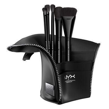 BEAUTY STAPLE MAKEUP BRUSH SET