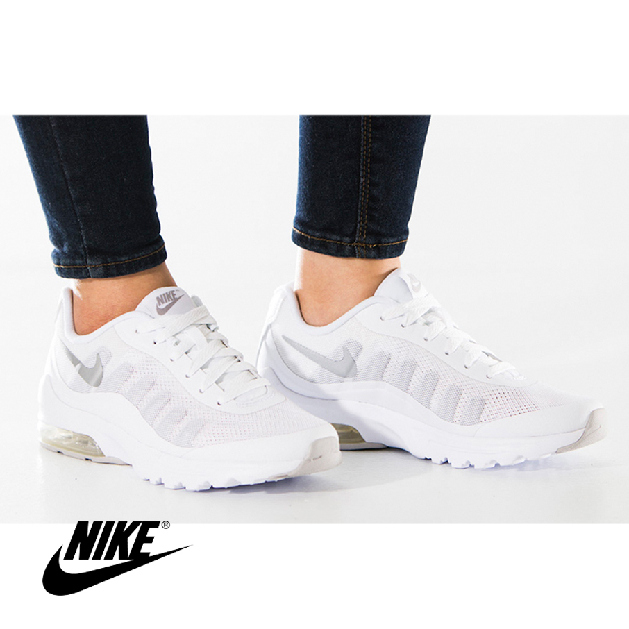 NIKE ☆ AIR MAX INVIGOR ☆749866100 ☆WHITE ☆ス ニ ー カ ー