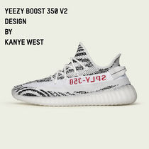YEEZY BOOST 350 V2 DESIGN BY KANYE WEST ゼブラ