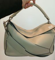 【SALE!】LOEWE◇Puzzle パズルバッグ 322.30.K73 Taupe