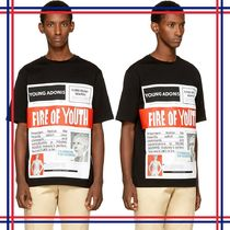 |Loewe|Fire of Youth ポスター Tシャツ