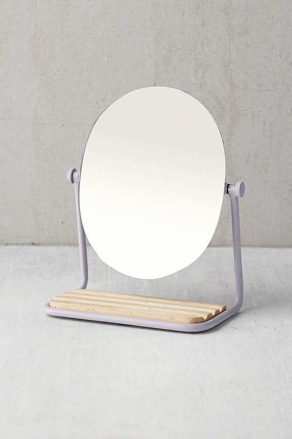 Urban Outfitters☆Elizabeth Tabletop Storage Mirror☆