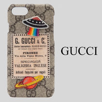 Gucci グッチ クーリエ iPhone 7 ケース 473913K9GRT