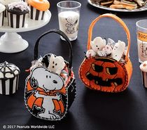 SNOOPY x HALLOWEEN フエルトバッグ小2個セット 送料込み!