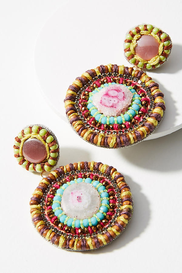 Anthropologie☆Hera Drop Earrings