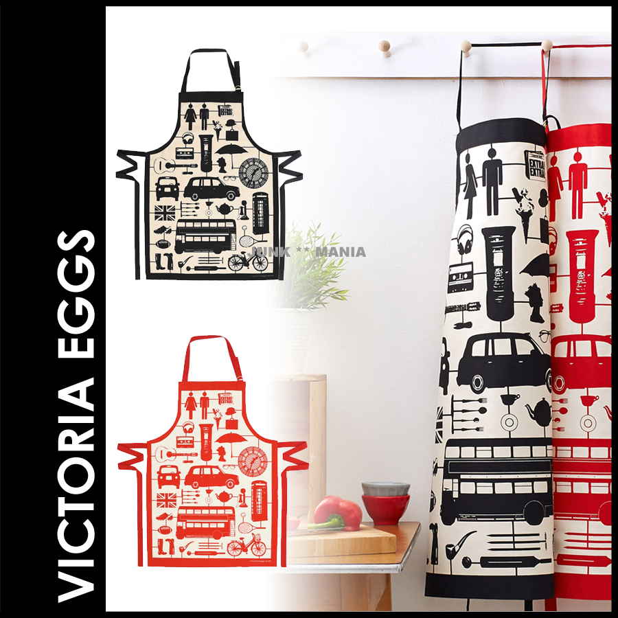 ★3-7日着/追跡付【即発送・Victoria Eggs】AIRFIX LONDON APRON