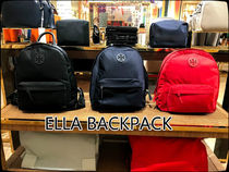 SALE! TORY BURCH★軽いナイロン製 ELLA BACKPACK