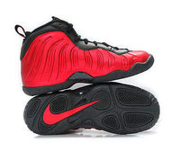 【NIKE】Little Posite Pro University Red 644792-604