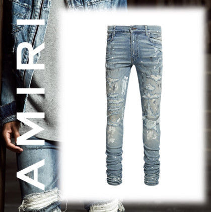 17AW★AMIRI★PAINTER JEAN