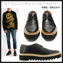 関税込♪Stella McCartney☆人気モデル Men's Flat Star Shoes☆