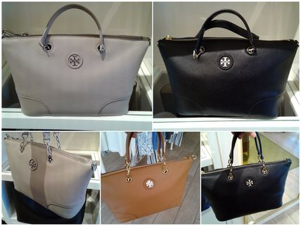 【TORY BURCH】Whipatitch Small Slouchy Satchel 2WAY