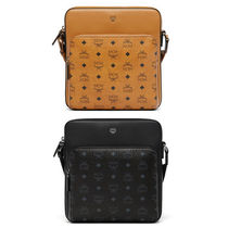 【MCM】ショルダーバッグ 2色 SMALL MMM 7AOT25CO MMM 7AOT25BK