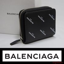 【国内発送】Balenciaga 財布 Leather billfold wallet