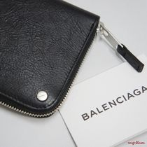 【国内発送】Balenciaga 財布  continental leather wallet