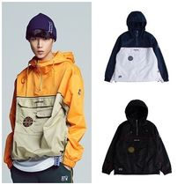 日本未入荷ROMANTIC CROWNのPiping Anorak 全3色