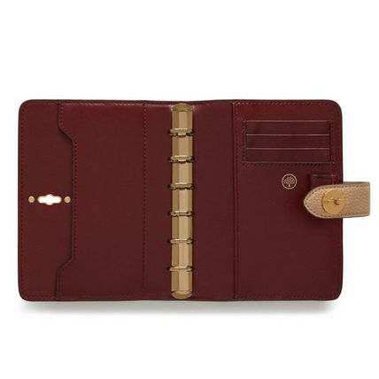 Mulberry 手帳 Mulberryマルベリー Postman's Pocket Book スケジュール帳(5)