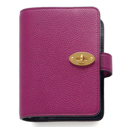 Mulberry 手帳 Mulberryマルベリー Postman's Pocket Book スケジュール帳(13)