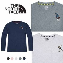 THE NORTH FACE〜ANTONE POCKET L/S R/TEE 5色 長袖Tシャツ
