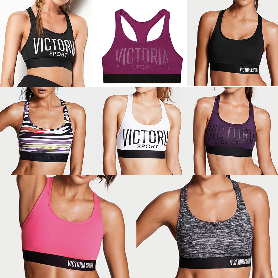 THE PLAYER BY VICTORIA SPORT SPORT BRA