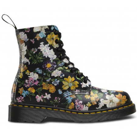 ★Dr.Martens★レディース Darcy Floral Pascal 8 アイ ブーツ