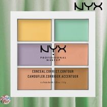 話題!NYX☆COLOR CORRECTING PALETTE カラーコンシーラー
