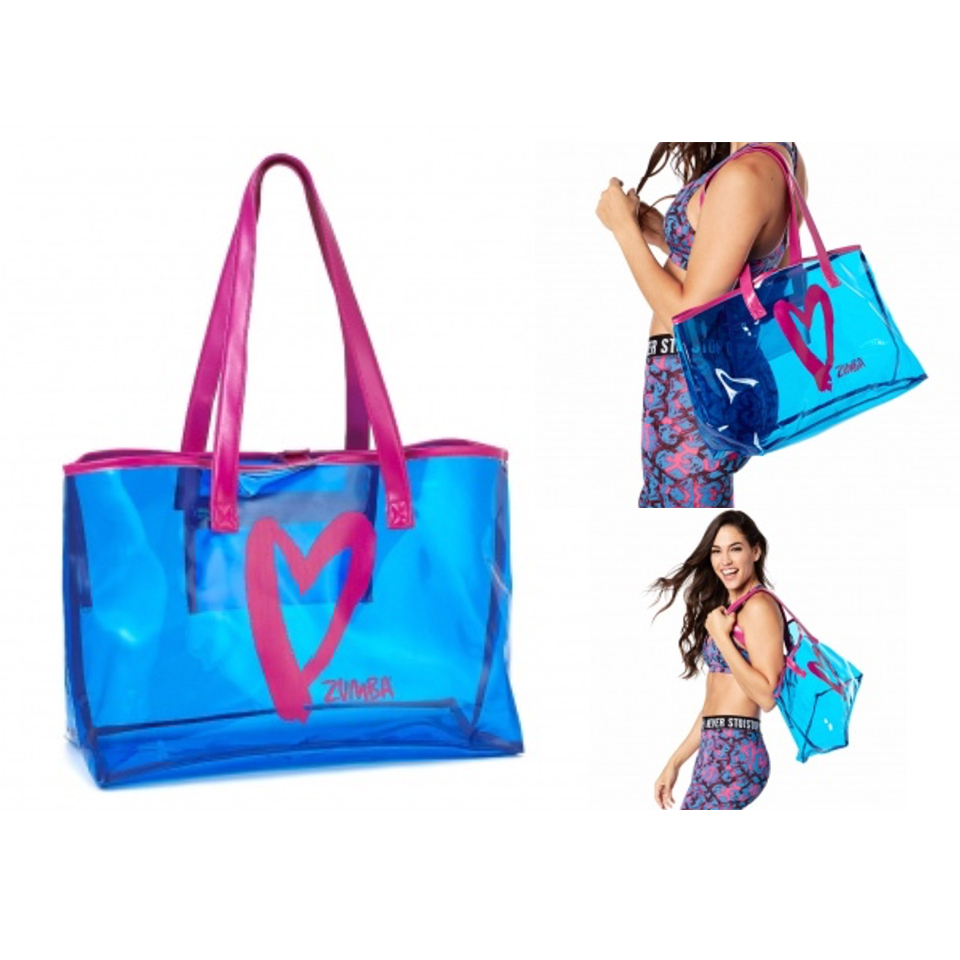セール!Zumba Love Beach Bag
