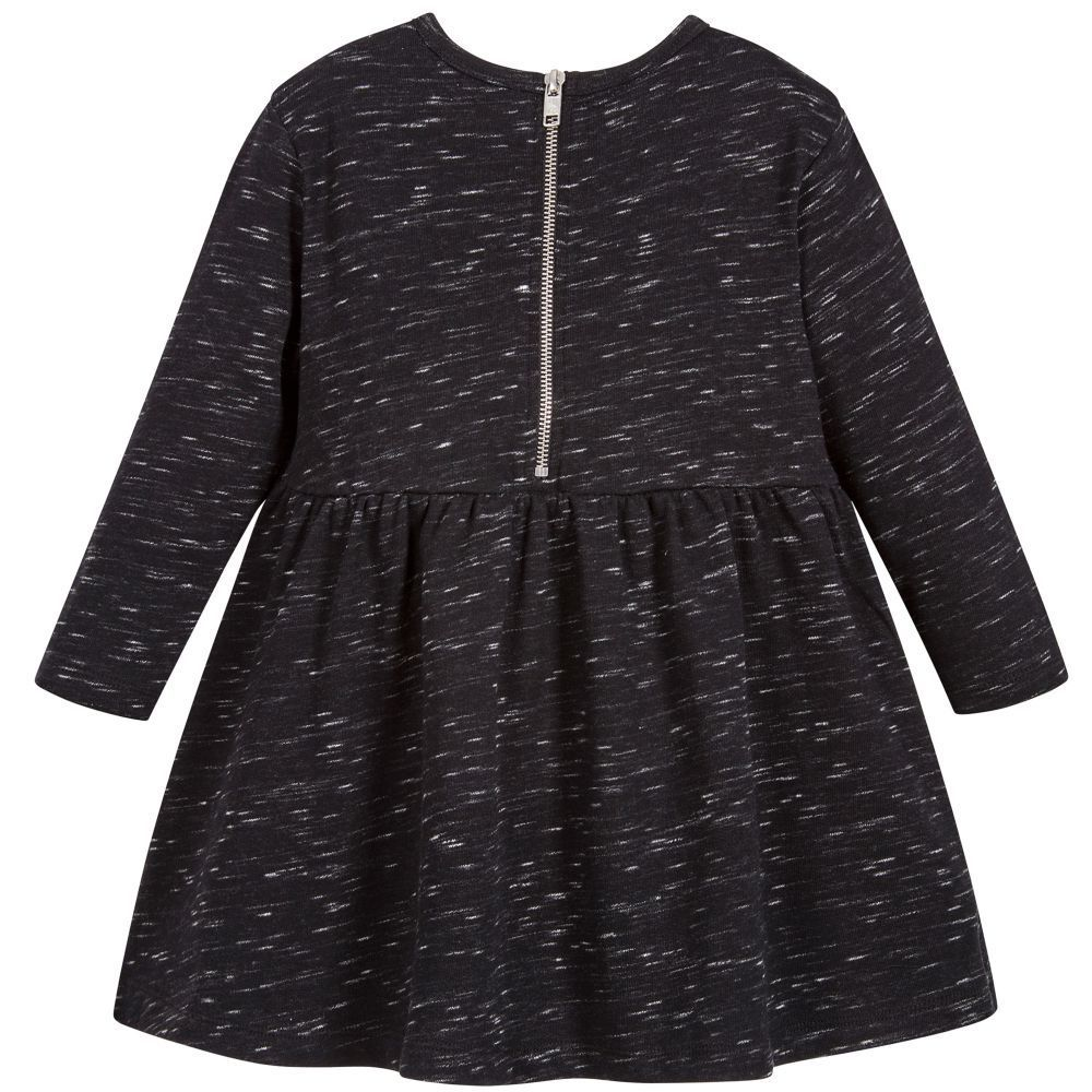 Stella McCartney/Girls Black Jersey Dress
