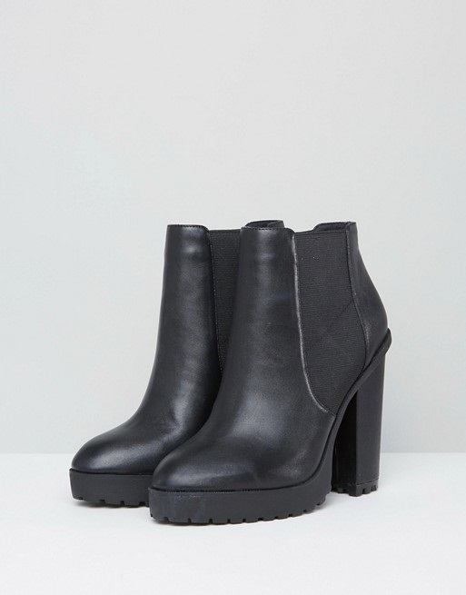ASOS ETERNAL Chelsea High Ankle Boots♪