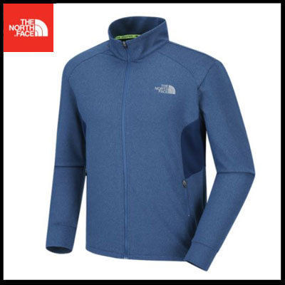 (ザノースフェイス) M'S IDEAL TRAINING JACKET BLUE NSJ5JI02
