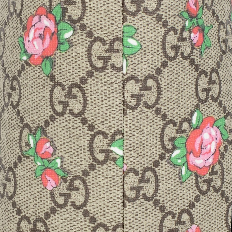 【GUCCI】 GG トートバッグ★ ROSE BUD TOTE BAG