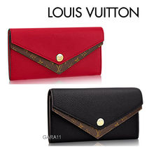 ●Louis Vuitton ●秋新作♪DOUBLE V WALLET☆2色展開