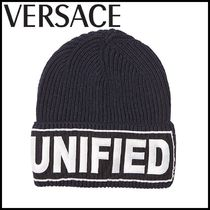 VERSACE(ヴェルサーチ)★Unified Virgin Wool Hat