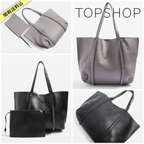 ★TOPSHOP★ SABRINA Chain Trim Shopper Bag / 送料関税込