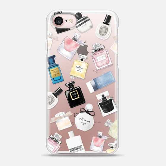 ☆Casetify☆ iPhoneクリアケース★SCENT STORY
