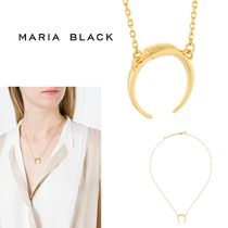 ∴Maria Black∵Tusk necklace