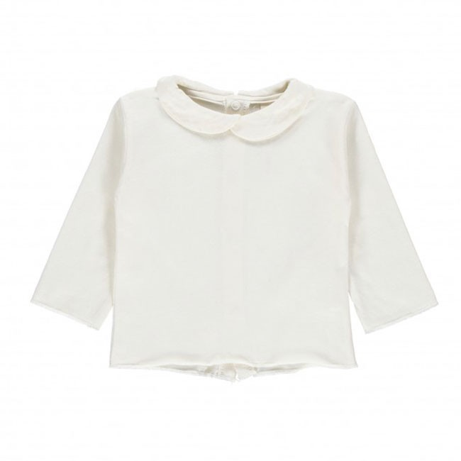 New!人気GRAYLABEL OrganicCotton100%かわいい丸襟のTops☆