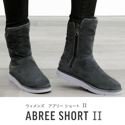 VERY掲載★UGG★ABREE SHORT★Made in Italy