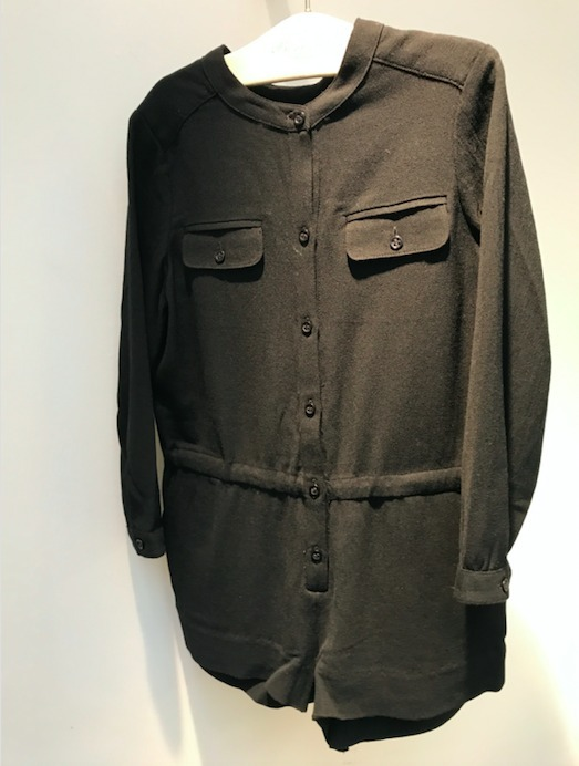 17AW【Bonpoint】Tamy コンビネーション 10~12A