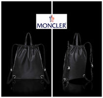 MONCLERモンクレール KINLY 2way バッグ ブラック