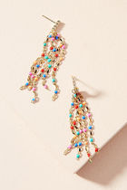 【Anthropologie】新作!お洒落Jaya Drop Earringsピアス・Assort