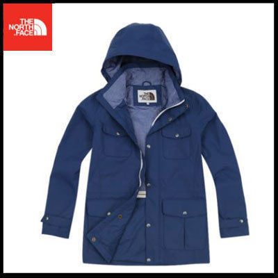 (ザノースフェイス) WINTON JACKET DUSK BLUE NYJ4HH05