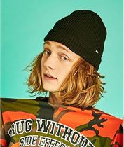 ニットキャップ・ビーニー DRUG WITHOUT SIDE EFFECTのDrug Logo Watch Cap Beanie 全2色
