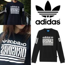☆adidas☆_ORIGINAL GRAPHIC CREW 2色 / 男女兼用
