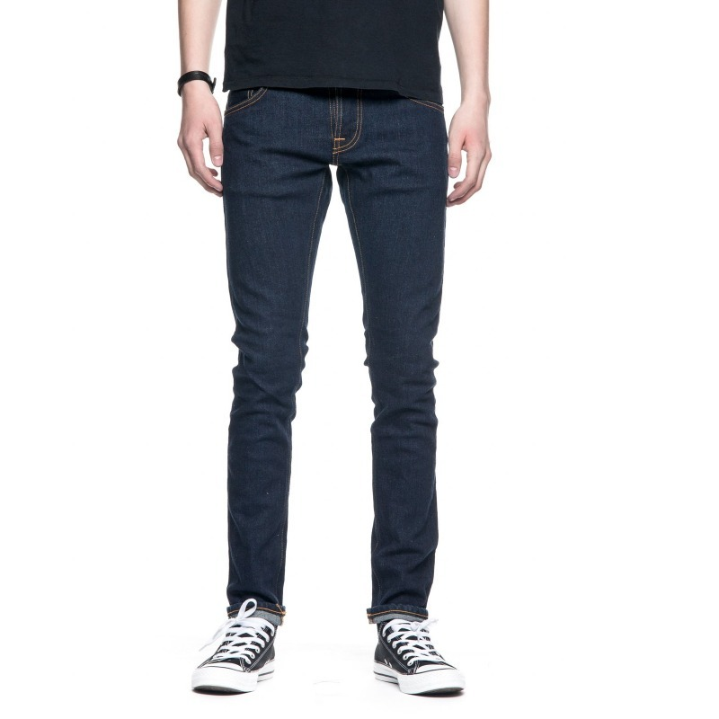 TIGHT TERRY - RINSE SELVAGE STRETCH