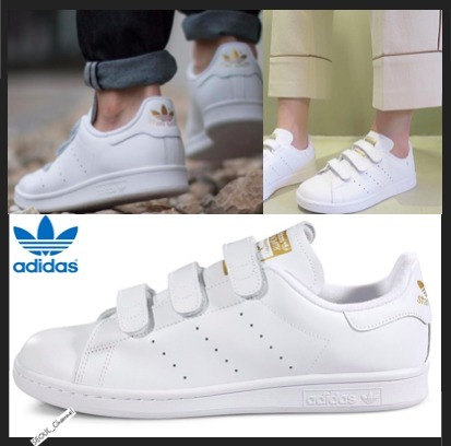 ★イベント中/関税込★Adidas Originals STAN SMITH CF 白★