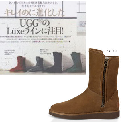 VERY掲載★UGGブーツ♪★ABREE SHORT★Made in Italy